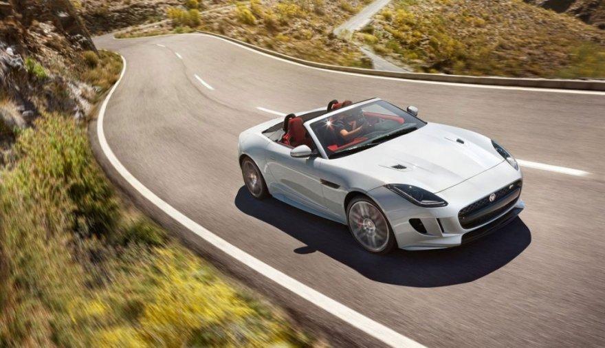 2016 Jaguar F-Type R 5.0 V8