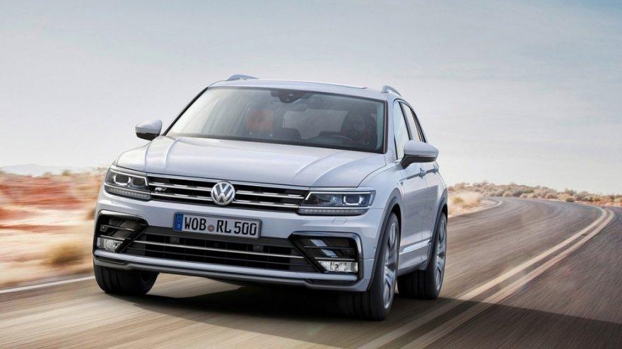 2020 Volkswagen Tiguan 380 TSI R-Line  Performance