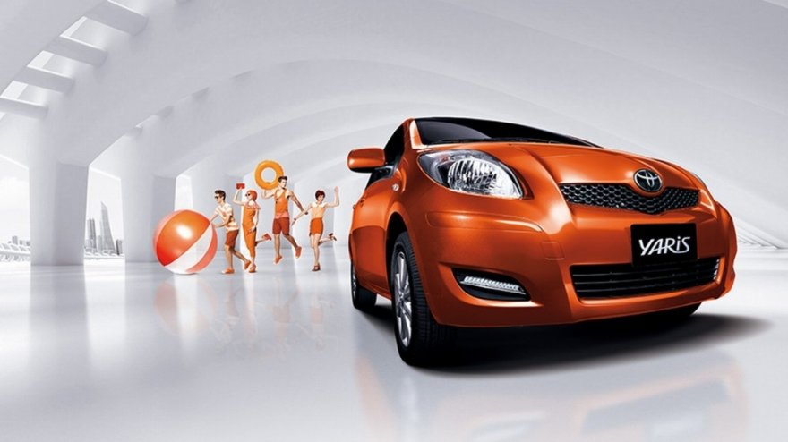 2014 Toyota Yaris 1.5 E Leather