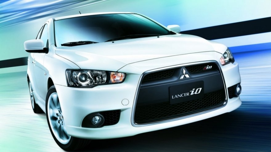 2014 Mitsubishi Lancer iO 1.8躍動型