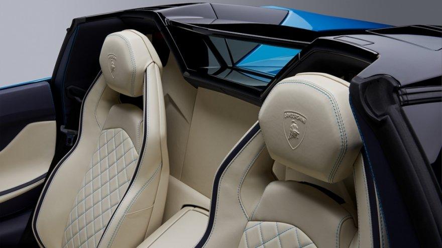 2020 Lamborghini Aventador S Roadster V12