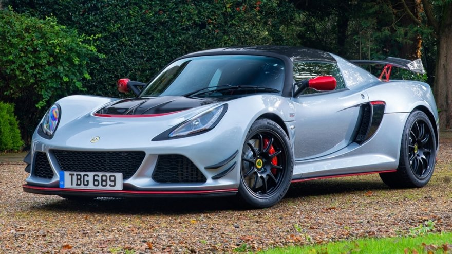 2018 Lotus Exige Sport 380