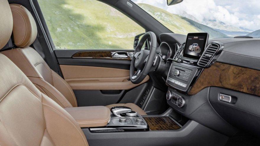 2019 M-Benz GLS-Class GLS350d 4MATIC