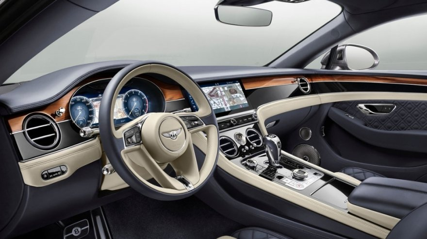 2021 Bentley Continental GT 6.0 W12