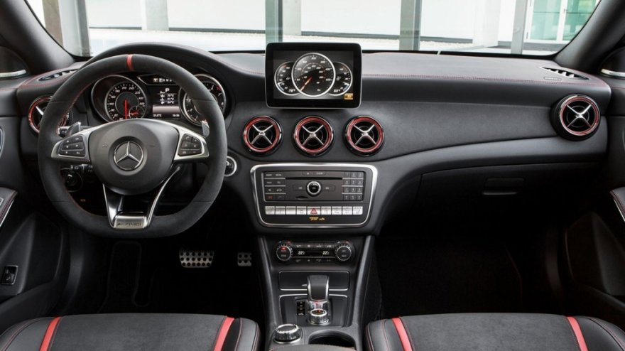 2019 M-Benz CLA Shooting Brake AMG CLA45 4MATIC