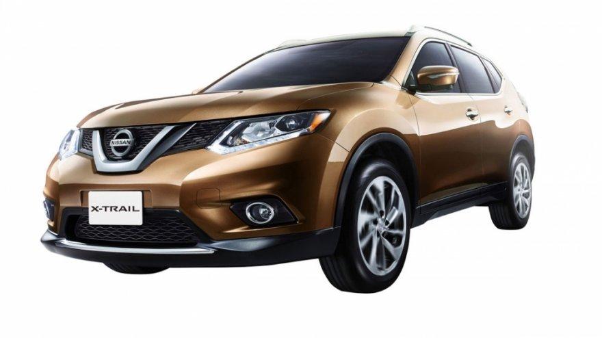 2015 Nissan X-Trail 2.5豪華版