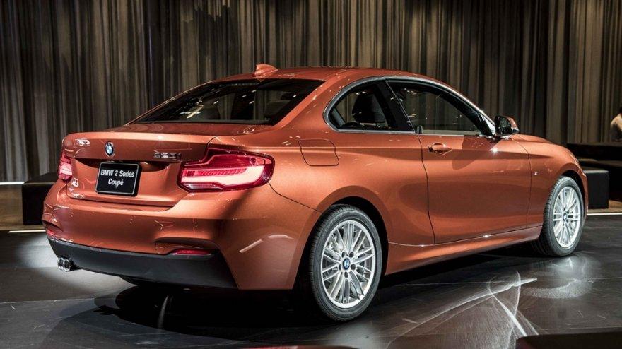 2019 BMW 2-Series 220i M Sport