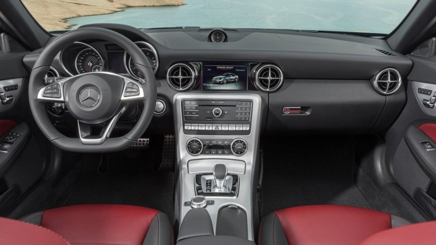 2019 M-Benz SLC-Class SLC200
