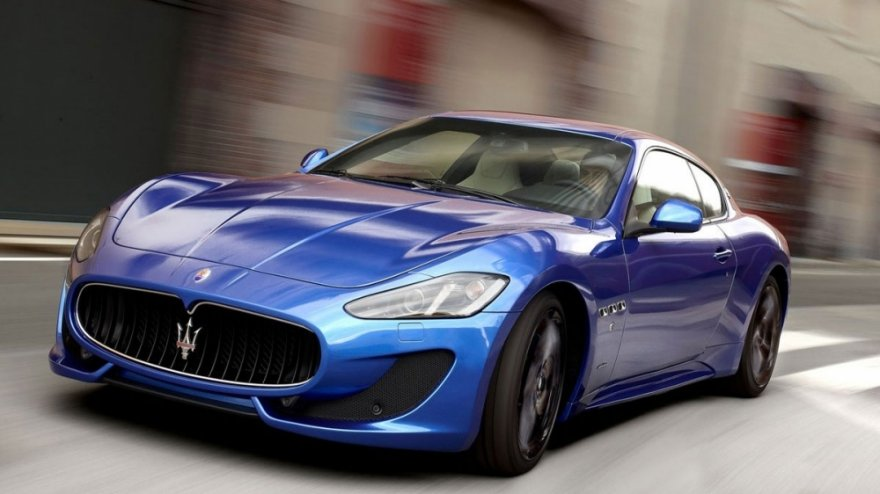 2014 Maserati GranTurismo 4.7 Sport