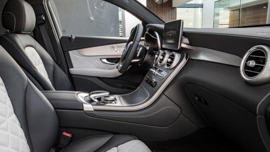 2019 M-Benz GLC Coupe GLC250 4MATIC
