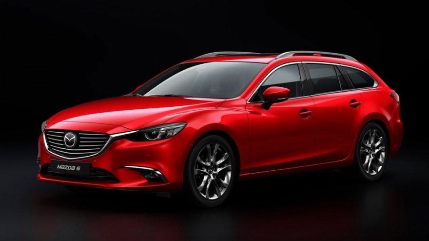 2017 Mazda 6 Wagon