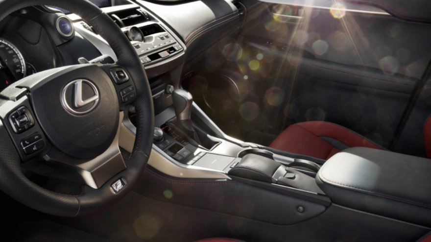 Lexus_NX_300 AWD F Sport