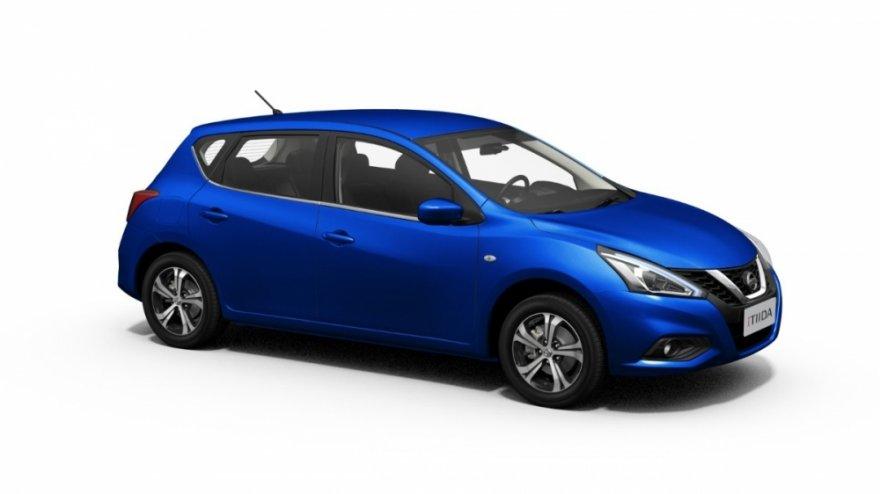2017 Nissan Tiida 5D(NEW) 豪華版