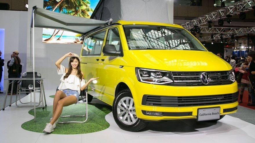 2017 Volkswagen California