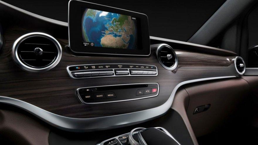 2019 M-Benz V-Class V220d