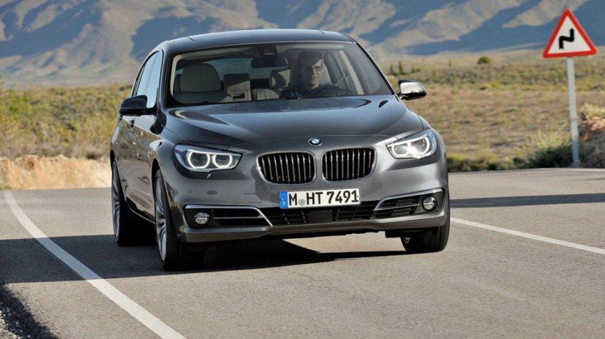 2015 BMW 5-Series GT 530d Luxury Line