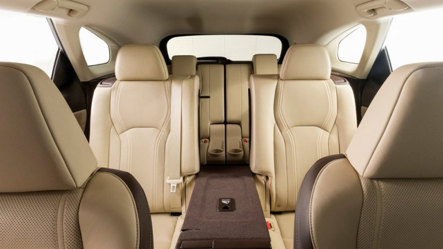 Lexus_RX_350L旗艦版