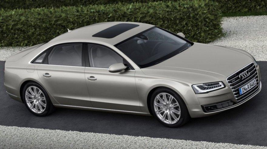 2015 Audi A8 L 60 TFSI quattro