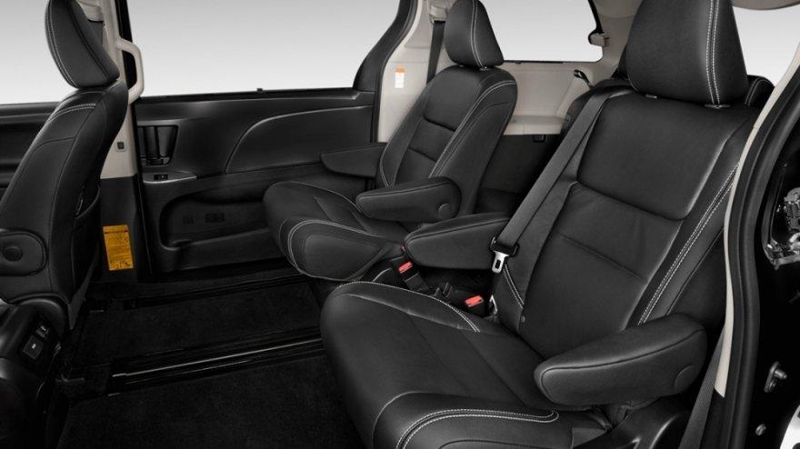 2019 Toyota Sienna 3.5 SE
