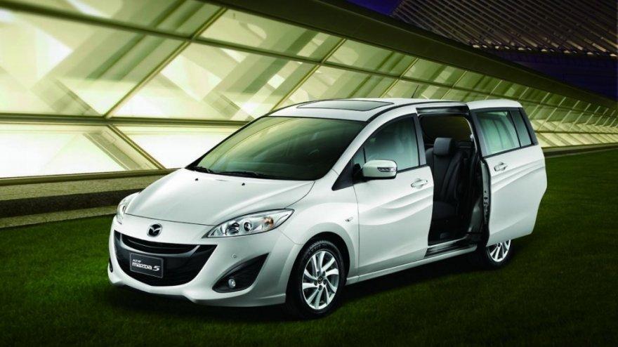 2016 Mazda 5 尊爵型