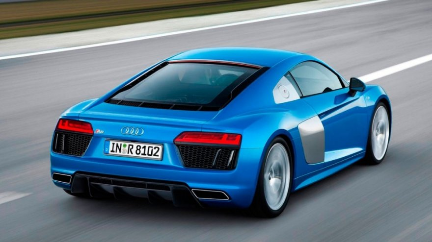 Audi_R8 Coupe(NEW)_V10