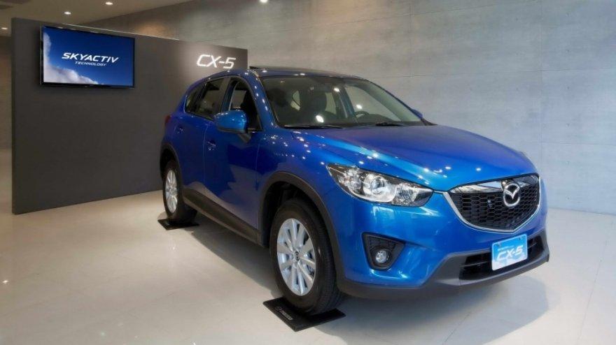 2014 Mazda CX-5 汽油2.0 2WD