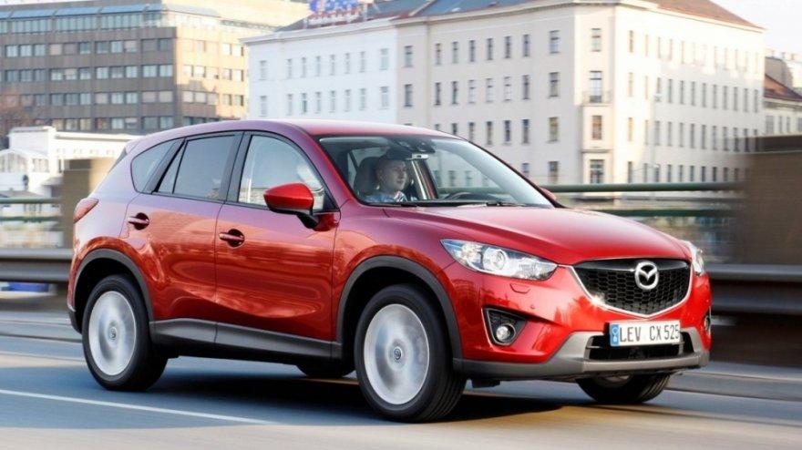 Mazda_CX-5_汽油2.0 2WD