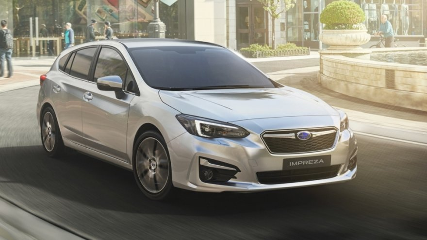 2018 Subaru Impreza 5D 1.6i-S