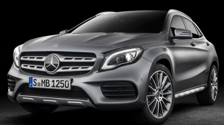 2017 M-Benz GLA-Class(NEW) GLA180運動版