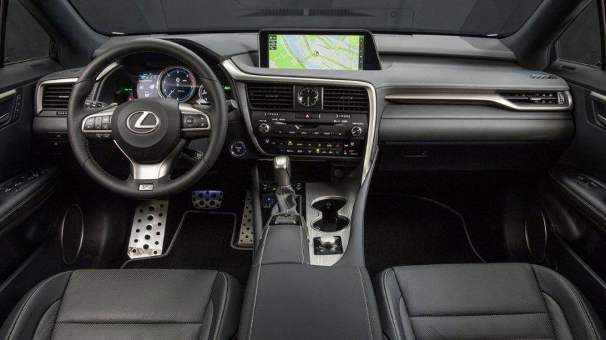 Lexus_RX_450h F Sport