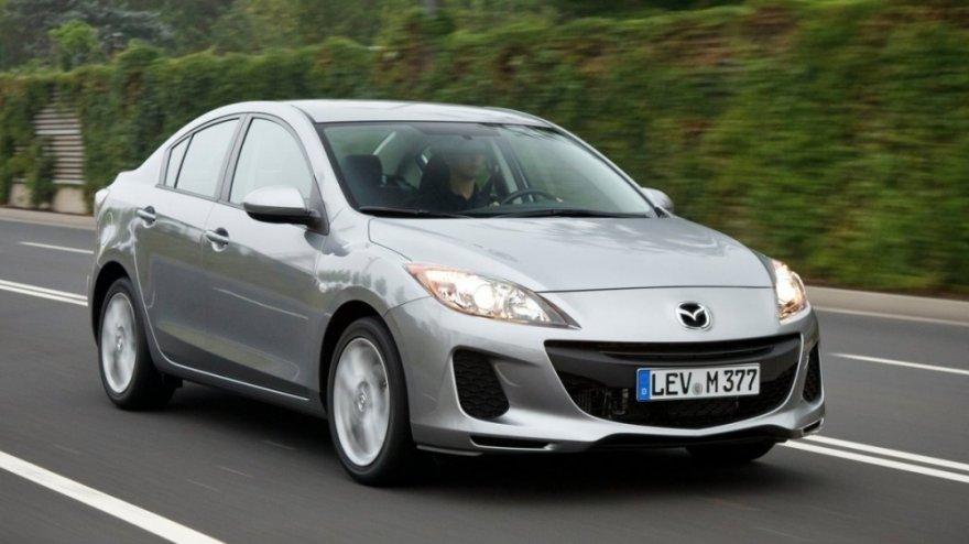 2014 Mazda 3 4D 2.0 頂級型