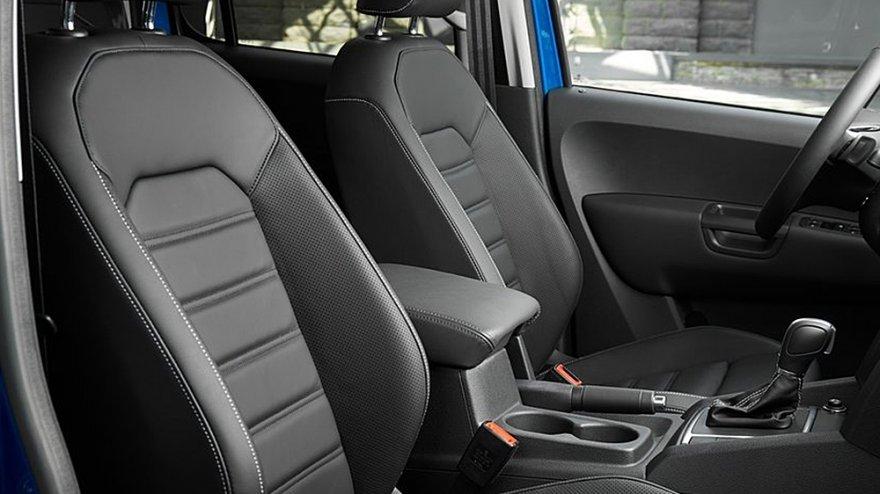 2018 Volkswagen Amarok V6 3.0 TDI Comfortline