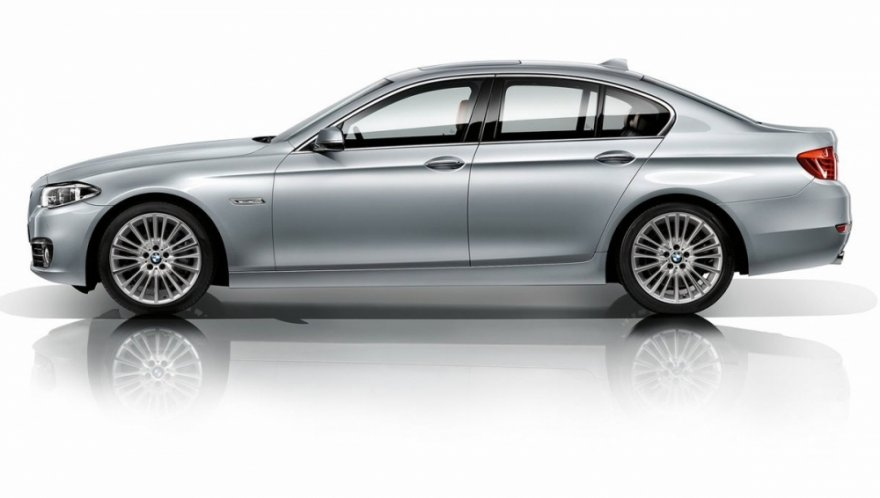 BMW_5-Series Sedan_530d Modern Line