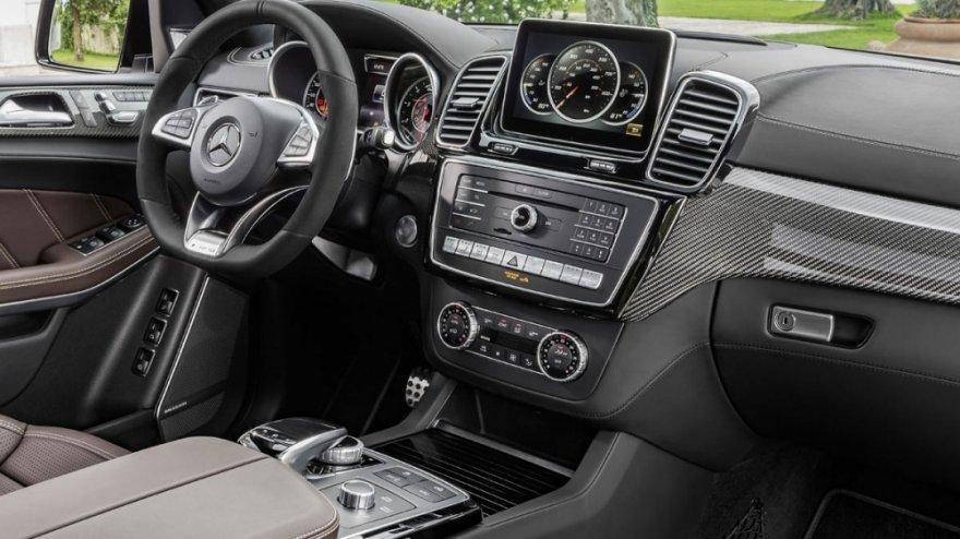 2019 M-Benz GLS-Class AMG GLS63 4MATIC