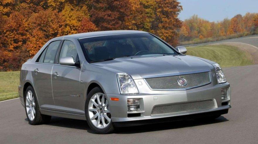 2007 Cadillac 其他