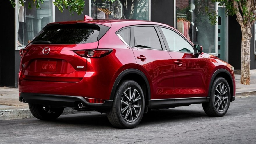 Mazda_CX-5(NEW)_SKY-G 2WD頂級型