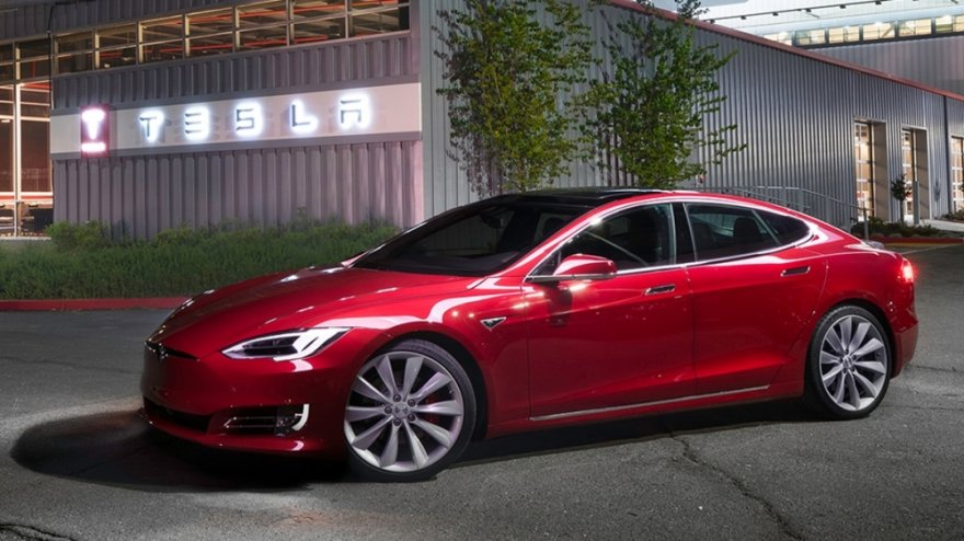 2019 Tesla Model S Standard Range
