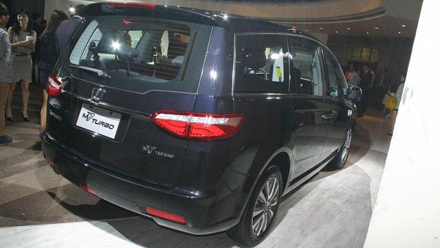 2014 Luxgen M7 Turbo 豪華型