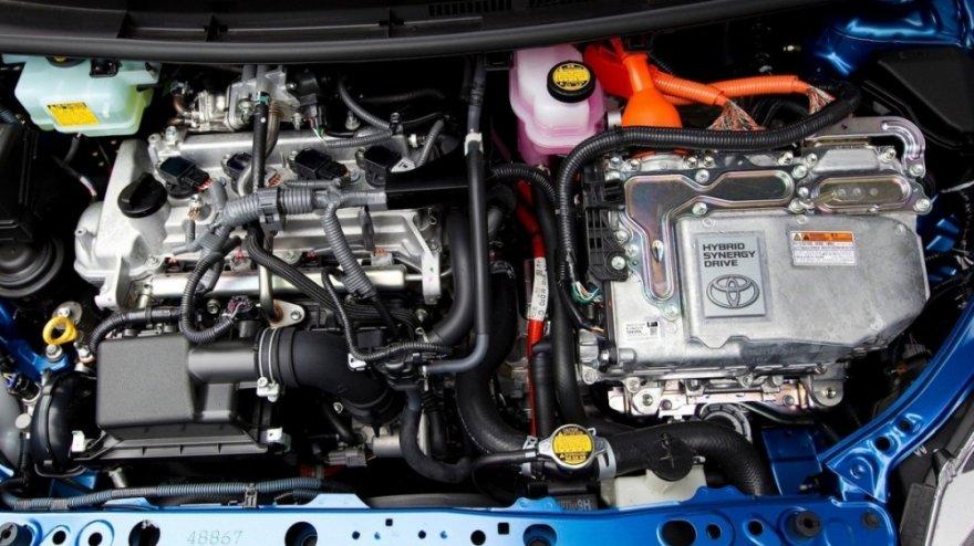 2019 Toyota Prius c 1.5