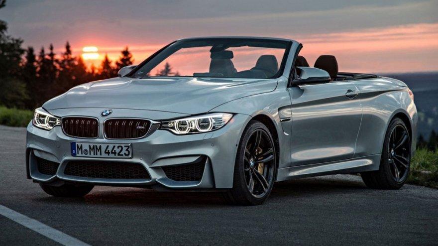 2015 BMW 4-Series Convertible M4