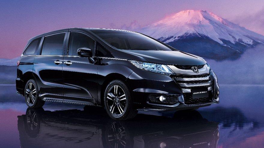 2017 Honda Odyssey 2.4 Apex八人座