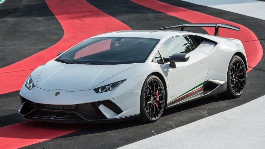 2017 Lamborghini Huracan Coupe Performante