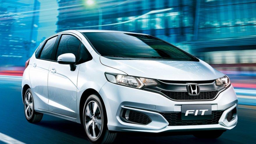 2019 Honda Fit 1.5 S