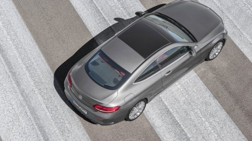 M-Benz_C-Class Coupe_C180