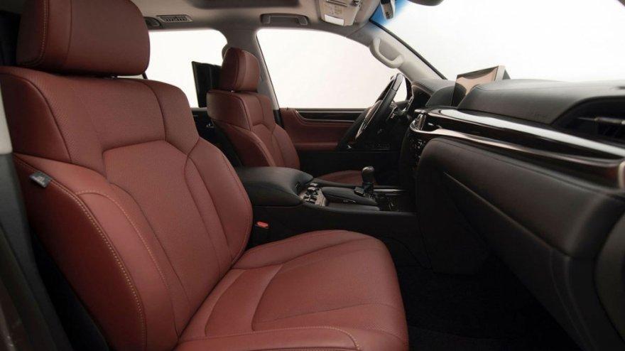 2018 Lexus LX 570頂級版