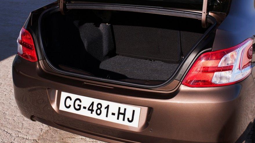 2019 Peugeot 301 1.6 VTi Access