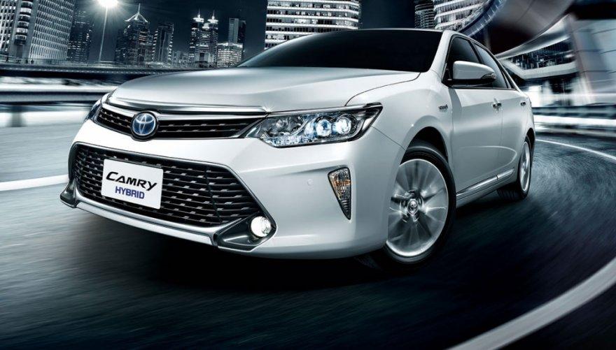2018 Toyota Camry Hybrid尊爵