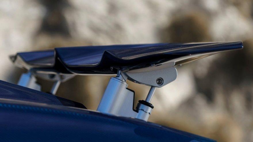 2019 Bugatti Chiron W16