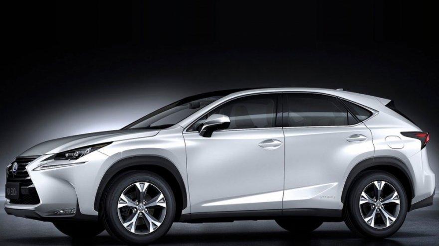 2016 Lexus NX 200t頂級版