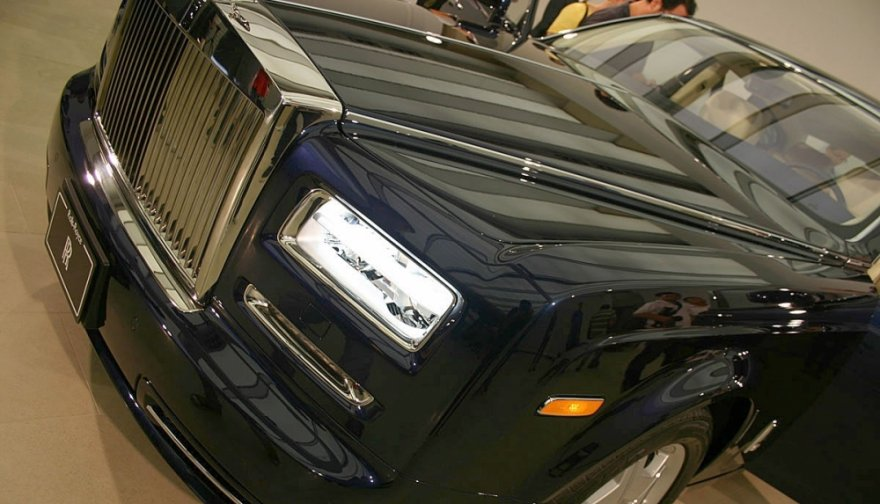 Rolls-Royce_Phantom Series Ⅱ_6.75 V12 EWB